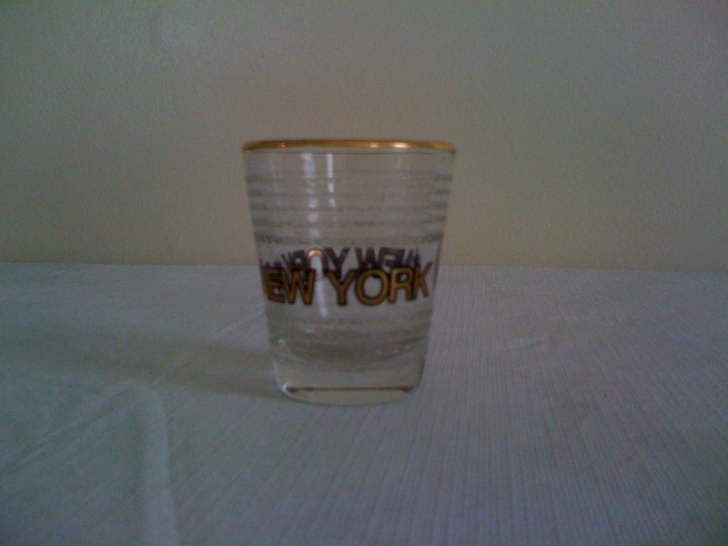 Souvenir Shot Glass - New York